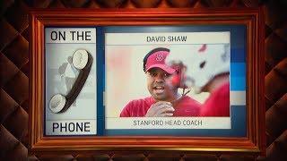 Stanford Head Coach David Shaw Talks Andrew Luck, Josh Rosen & More w/Rich Eisen   Full Intervie