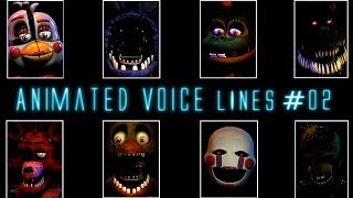 [SFM|UCN|FNAF] UCN Voices #2 (Collab)