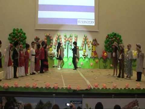 Özel Damla Kreş Anaokulu 2014-2015 Mezuniyet Gösterisi Bölüm 4