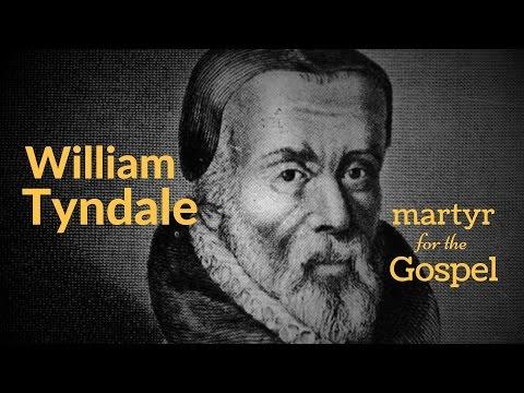 William Tyndale : martyr for the Gospel