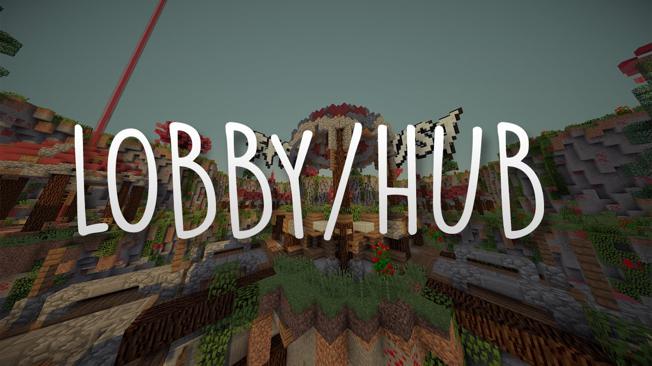 minecraft hypixel lobby map download