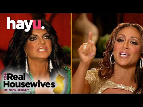 Reunion Chaos | The Real Housewives of New Jersey