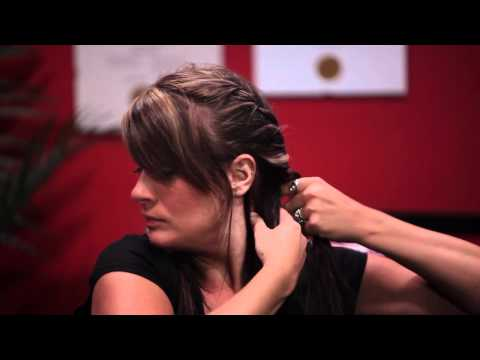 How To Do Your Own Updo - Bohemian Rope Braid