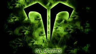 Evil Activities - My Hidden Place (No Place To Hide)