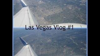 Las Vegas Vlog #1- Plane Ride and Serendipity