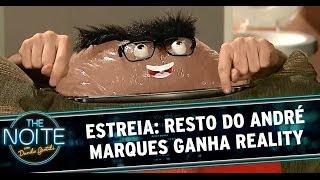 """Vem Aí: Resto do André Marques ganha sitcom """"RoomMates"""""""
