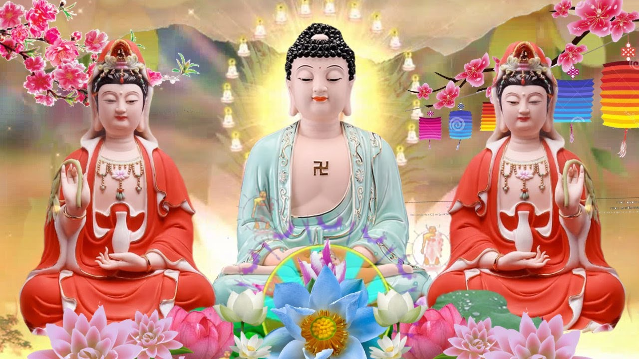 Sáng 14 Âm Mở Kinh Phật Cả Ngày May Mắn Phật Tổ Gia Hộ Tài Lộc  Bình An - Kinh Phật