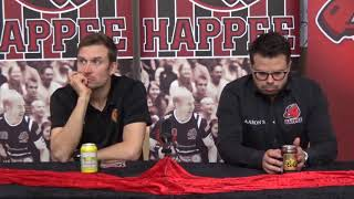 Lehdistötilaisuus: Happee - Koovee 17.11.2017