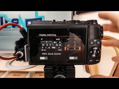 MENU SETTINGS for VLOGGING - Canon EOS M3 for Michael J. Munoz - Tubenoob
