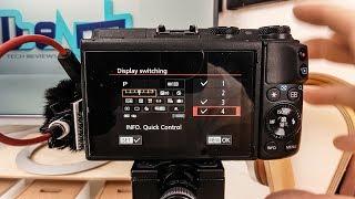 MENU SETTINGS for VLOGGING - Canon EOS M3 for Michael J. Munoz - Tubenoob