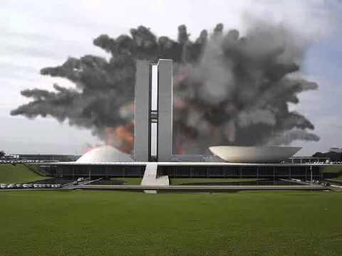 DESTRUINDO BRASILIA TV CENTRAL