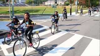 """Safe in the Streetz """"Ride Safe"""" Youth Bicycle Safety Program"""