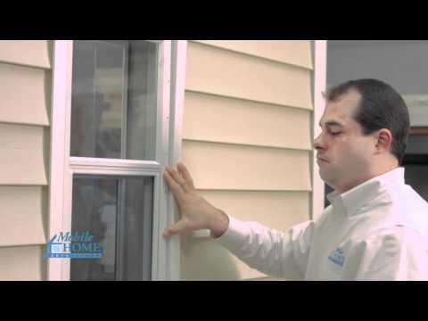 Exterior Window Installation | MobileHomePartsStore.com