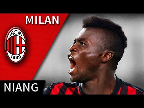 M'Baye Niang • Milan • Magic Skills, Passes & Goals • HD 720p