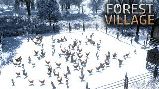 Life is Feudal: Forest Village - Полчища кур! #9