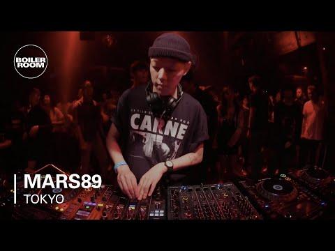 Mars89 | Boiler Room Tokyo