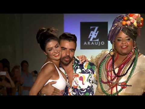 Copy of A.Z Araujo - Mercedes-Benz Fashion Week Swim 2013