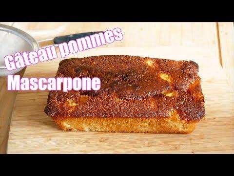 gâteau-aux-pommes-mascarpone---facile-🍎