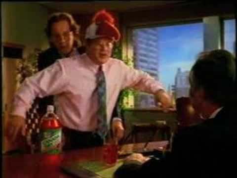 """Canada Dry Ginger Ale """"Bird"""" (1992)"""