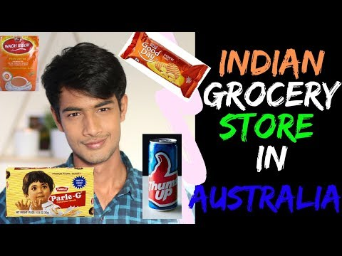 Indian Food Store In Australia | Grocery | Indians In Australia | Internash