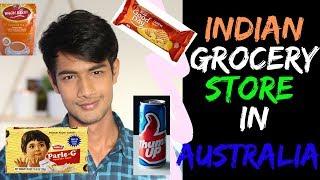 Indian Food Store In Australia   Grocery   Indians In Australia   Internash
