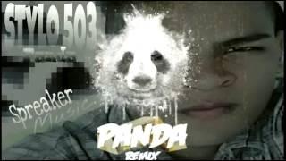 Stylo 503   Panda