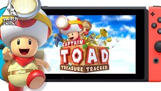 Perfect Games For Switch: Captain Toad