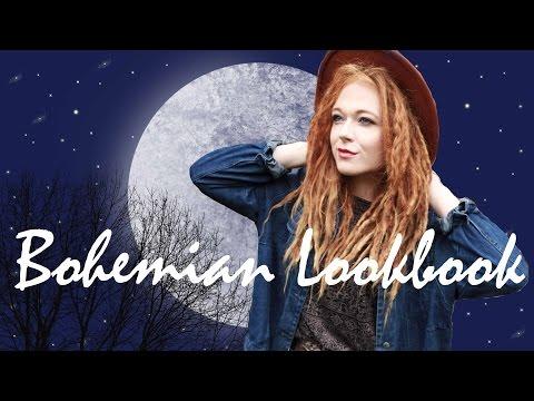 BOHEMIAN LOOKBOOK