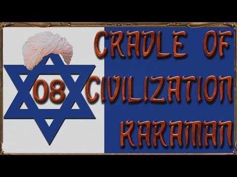 EU4 Cradle of Civilization Karaman 08 (Deutsch / Europa Universalis IV)