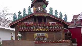 Worlds Largest Cuckoo Clock - Sugarcreek Ohio