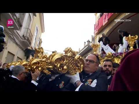 Semana Santa 2019 Málaga | Salida Santo Traslado de Nuestro Señor Jesucristo | 101tv