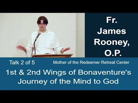 "Retreat - 2 of 5 1st & 2nd Wings ""Journey of the Mind to God"""