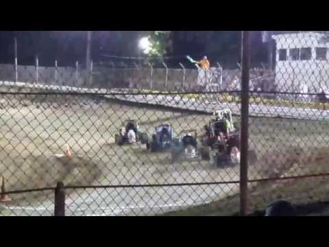 Coles county summer national heat race