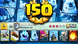 WORLD RECORD 150-3 GLOBAL TOURNAMENT! Dank Ganon 2.9 Xbow Cycle Deck