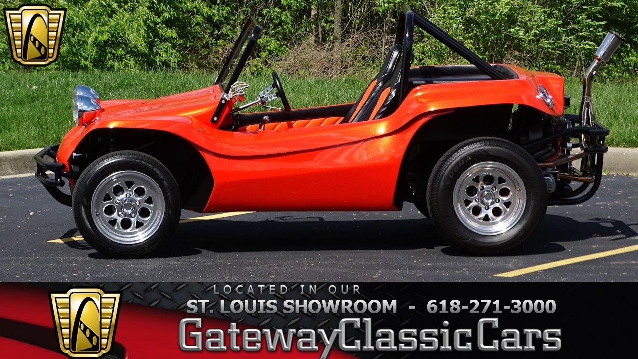 7287 1969 Volkswagen Dune Buggy Gateway Clic Cars Of St Louis