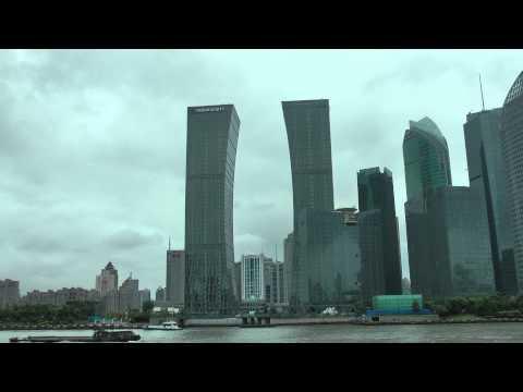 Tallest Buildings in Shanghai