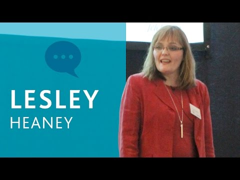 Lesley Heaney, Head of Consumer, O2