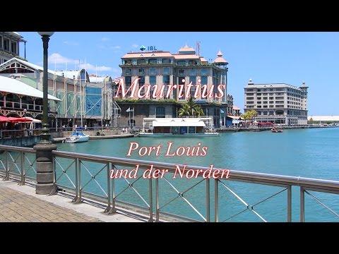 Mauritius - Reisebericht -  3/7   -  Port Louis und der Norden