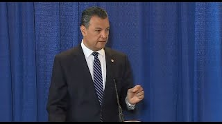 Dmv voter foulup: calif secretary of state alex padilla levels criticism at over signing up inel