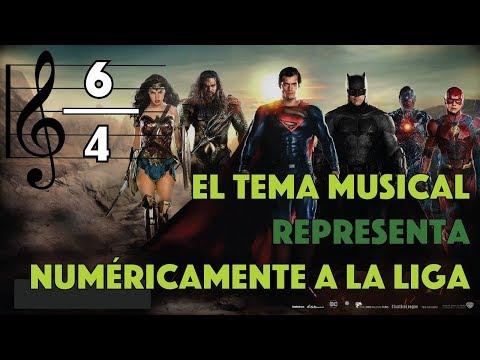 ANÁLISIS MUSICAL. Liga de la Justicia, el tema de la película