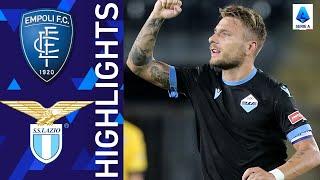 Empoli 1 3 Lazio Lazio win at the Castellani Serie A 2021 22