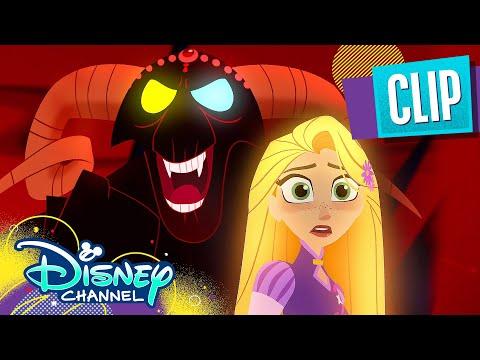 The Final Battle ⚔️| Rapunzel's Tangled Adventure | Disney Channel