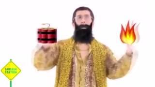 Terrorist PPAP (PARODY) Try Not To Laugh