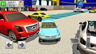 Multi Level 7 Car Parking Simulator - Car Game  Android IOS gameplay