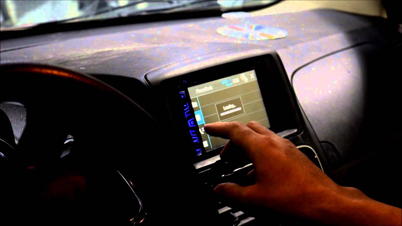 Reverse Camera On Pioneer Dvd  Bluetooth And Usb System