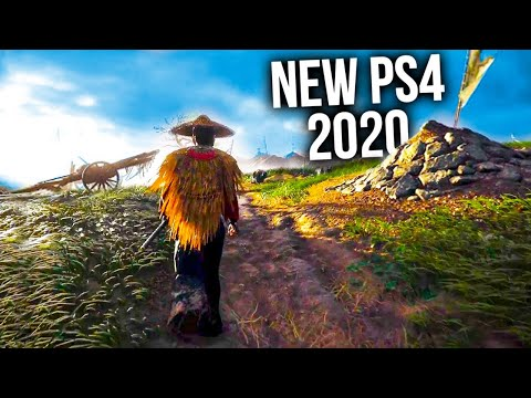 Top 30 NEW PS4 Games Of 2020