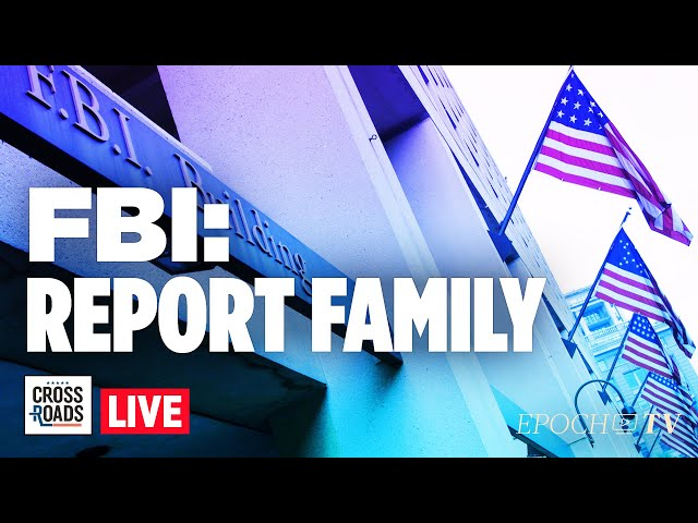Live Q&A: FBI Criticized Over Tweet On Reporting Family Members; China Launches New Currency War