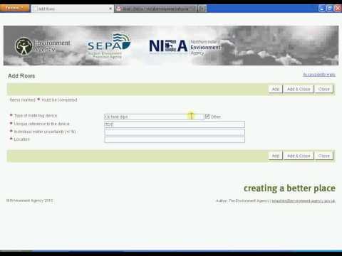 ETSWAP Video Help 05: GHG Permit Application (Part 2)
