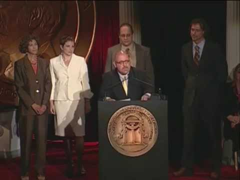 Jeffrey Tuchman - Save Our History: Voices of Civil Rights - 2005 Peabody Award Acceptance Speech