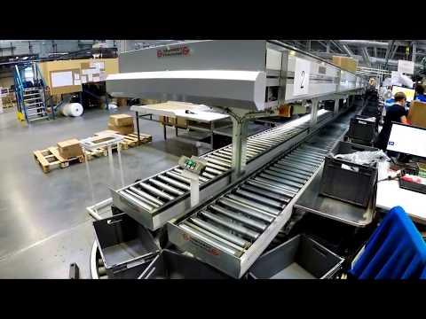 видео: Работа в Польше  Работник на складе брендовой одежды